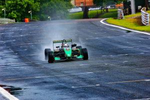 Cian Carey races in F3 Cup at Oulton Park